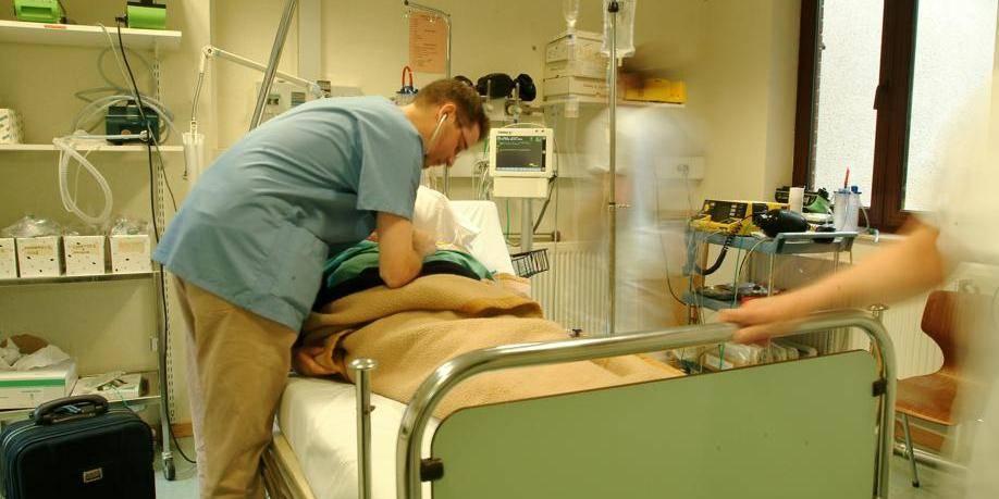 Les hôpitaux belges comptent beaucoup trop de lits