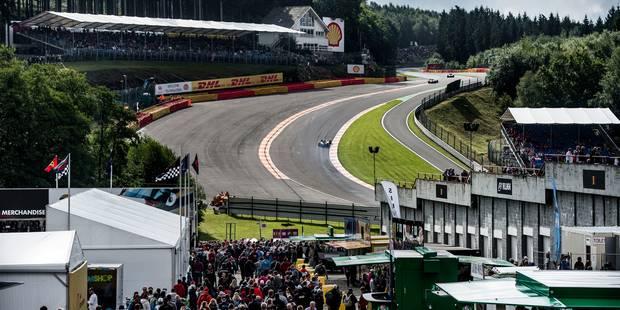 La Formule 1 en Belgique jusqu'en 2018 - La Libre