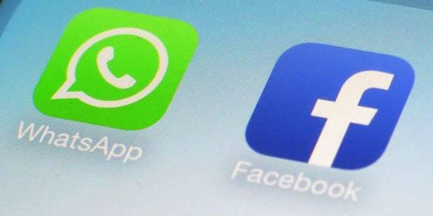 Facebook peut (et va) racheter WhatsApp - La Libre