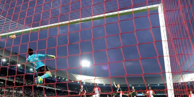 Le Standard ne portera pas plainte auprès de l'UEFA après son match à Feyenoord - La Libre