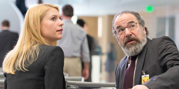 """""""Homeland"""" revient pour une quatrième saison haletante et sans Brody - La Libre"""