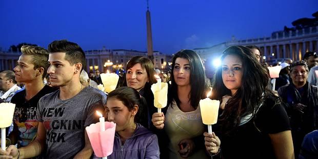 Le Vatican a rendez-vous avec les familles du monde entier - La Libre