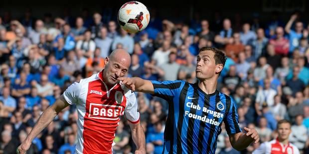 Deux penalties, deux rouges... et trois buts encaissés pour le Standard (3-0) - La Libre