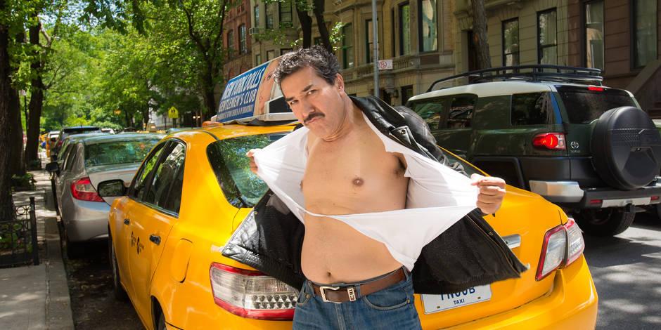 Les chauffeurs de taxi de New York posent dans un calendrier sexy et hilarant