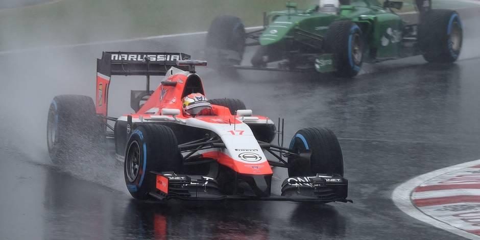 Accident de Bianchi: la responsabilité du directeur de course engagée