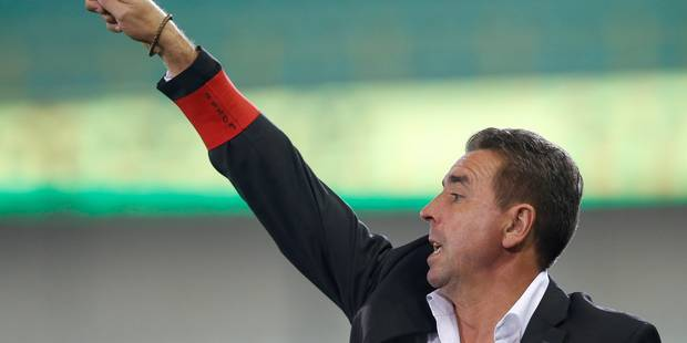 Lorenzo Staelens n'est plus l'entraîneur du Cercle de Bruges - La Libre