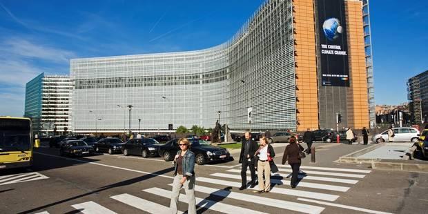 Luxembourg et Bruxelles, capitales européennes avec le plus d'étrangers - La Libre