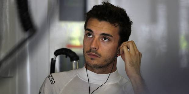 Les parents de Jules Bianchi à son chevet - La Libre