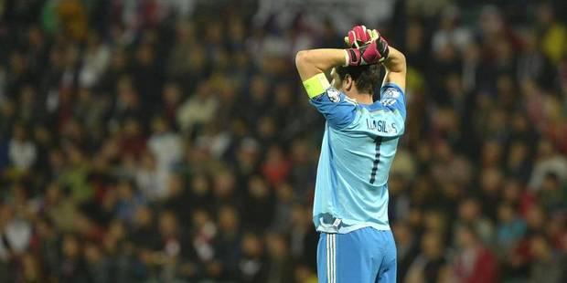 Qualifications Euro 2016: L'Angleterre se promène, l'Espagne plonge - La Libre