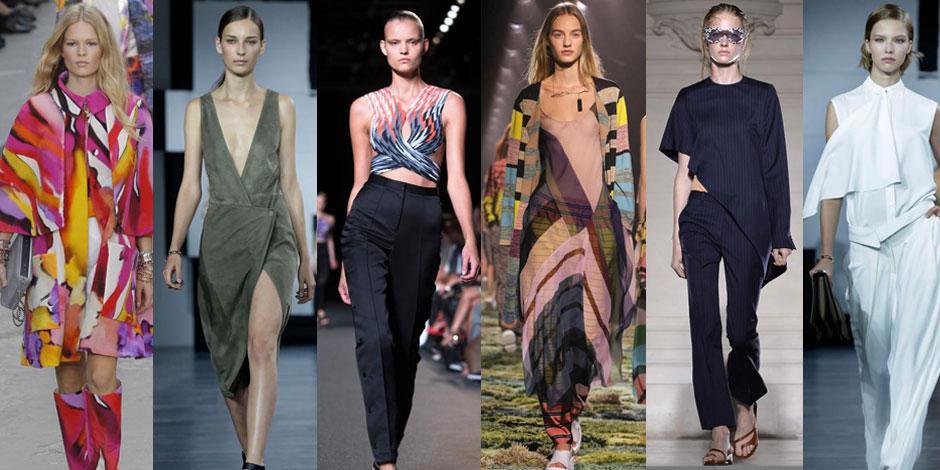 Les 20 tendances printemps-été 2015