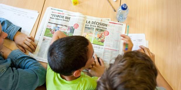 Les syndicats des enseignants confirment les arrêts de travail des 22 et 23 octobre - La Libre