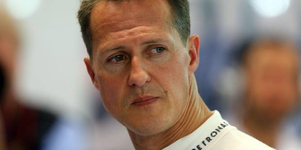 Accident de Schumacher: la caméra Go Pro responsable des lésions - La Libre