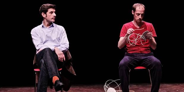 Joyeuse fantaisie sur le théâtre - La Libre