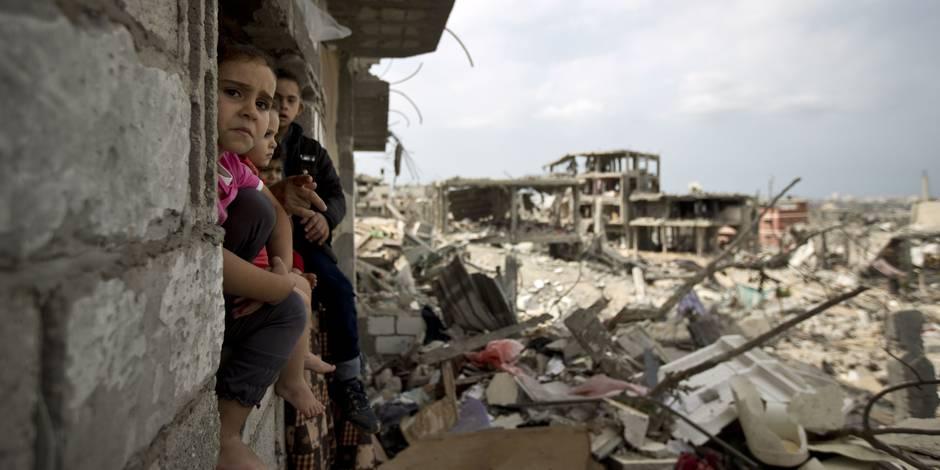 Le Qatar promet 1 milliard de dollars pour la reconstruction de Gaza