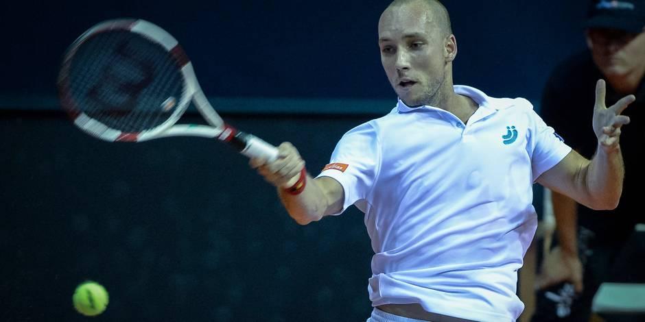 Steve Darcis vainqueur du tournoi Challenger de Rennes