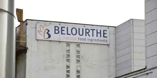 Belourthe est L'Entreprise de l'année 2014 - La Libre