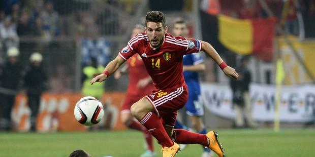 La Belgique sera 4e au prochain classement FIFA - La Libre