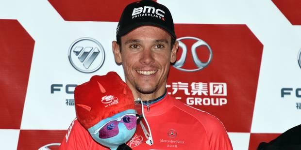 Philippe Gilbert s'impose au Tour de Pékin - La Libre