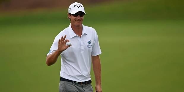 Open de golf de Hong Kong: Nicolas Colsaerts débute en haut du classement - La Libre