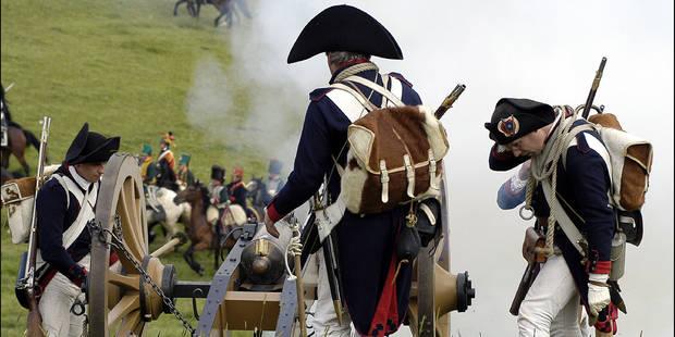 Deux cents ans plus tard, Waterloo revit ses heures de gloire - La Libre