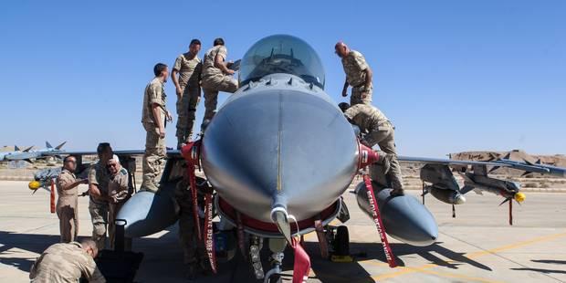 Le gouvernement belge se prépare à prolonger sa mission en Irak - La Libre
