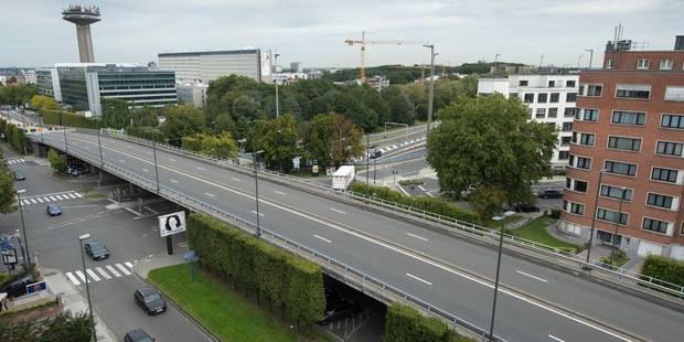 Viaduc Reyers: de nouveaux retards dans les travaux - La Libre