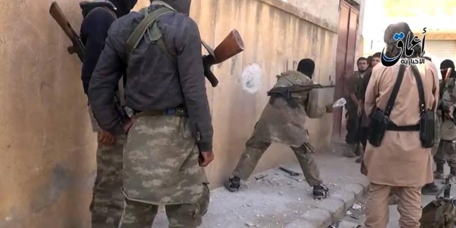 L'EI envoie des renforts et accentue la pression sur les Kurdes à Kobané
