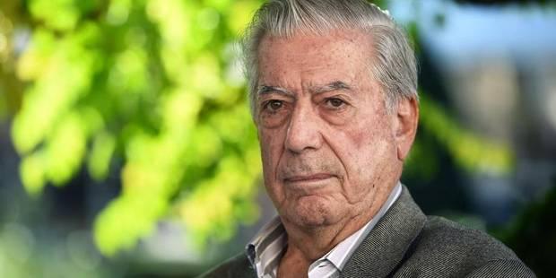 """Pour l'écrivain Vargas Llosa, le nationalisme est la """"plus grave menace"""" qui pèse sur l'Europe - La Libre"""