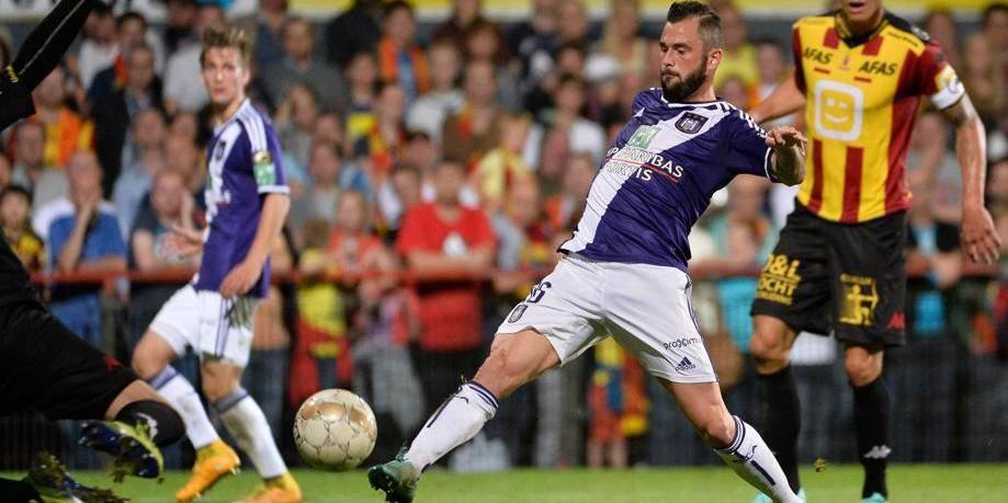 Malines et Anderlecht partagent les points (1-1)