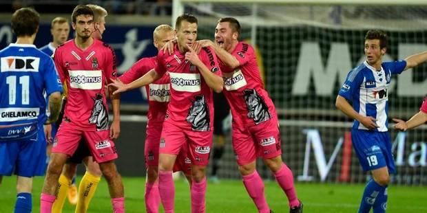Charleroi arrache un point inespéré (2-2) - La Libre