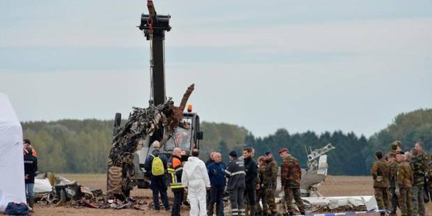 Crash de Gelbressée : un an après, et peu d'éléments d'enquête - La Libre