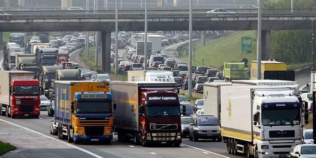 Le transport de marchandises, un secteur encore trop peu connu - La Libre