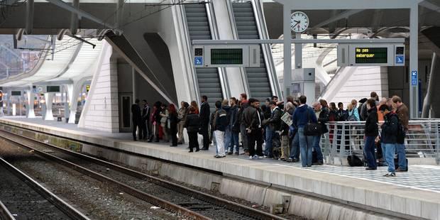 La SNCB accélère les sanctions pour les participants à des grèves sauvages - La Libre