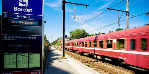 Mobilisation autour de la ligne 26 Halle-Vilvorde - La Libre