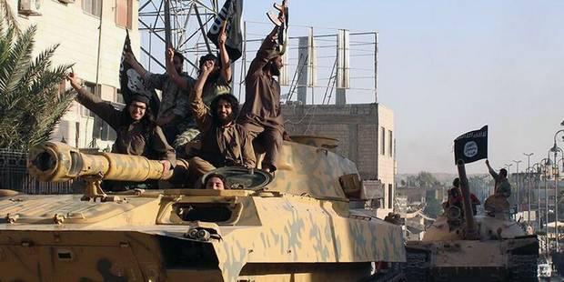 Washington veut asphyxier les finances du groupe Etat islamique - La Libre