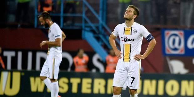 Lokeren revient bredouille de Trabzonspor (2-0) - La Libre