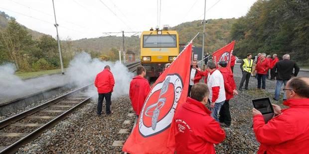 La SNCB sanctionne les grévistes - La Libre