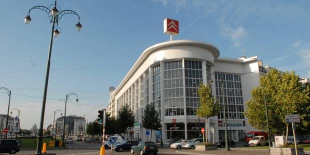 Le musée au Citroën contesté par la N-VA - La Libre