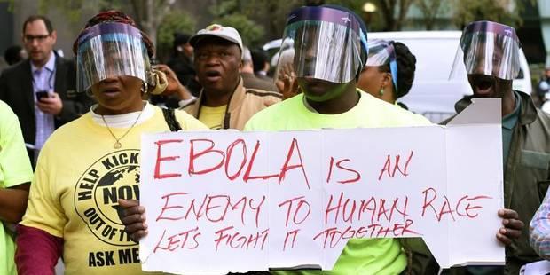 L'épidémie d'Ebola dépasse les 10.000 cas - La Libre