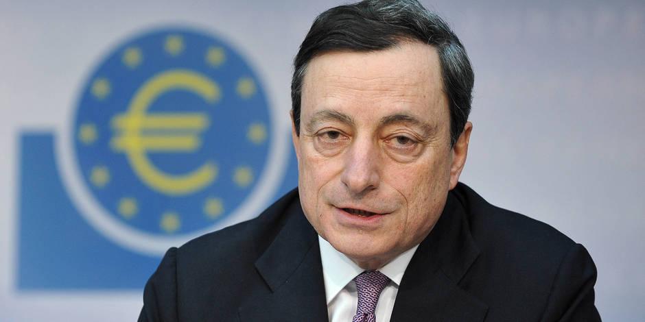 Edito: La BCE veille, dormez en paix! - La Libre