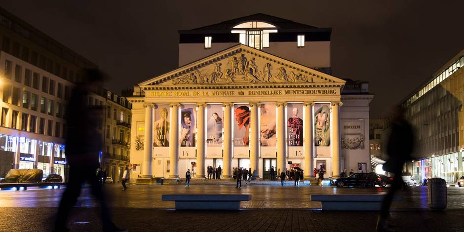 Coup de coeur de Guy Duplat : les institutions culturelles - La Libre