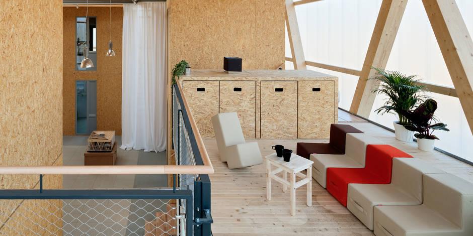 Cubity, la résidence universitaire du futur, existe en Allemagne