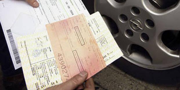 185 certificats d'immatriculation volés chaque jour
