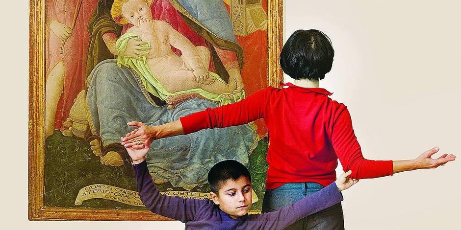 Danser devant les tableaux de Sienne - La Libre