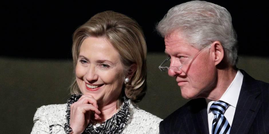 Hillary ? et Bill ? 2016 ! - La Libre