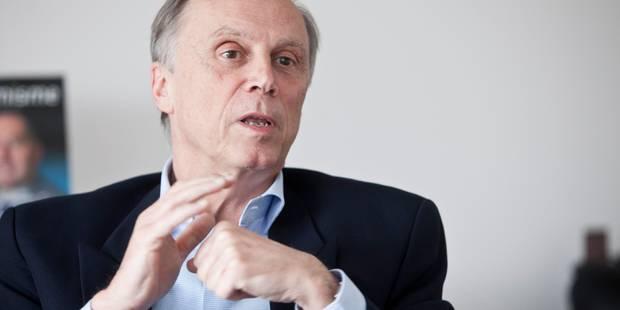 """Vincent Reuter (UWE): """"Dire que le gouvernement tue la concertation sociale est faux"""" - La Libre"""