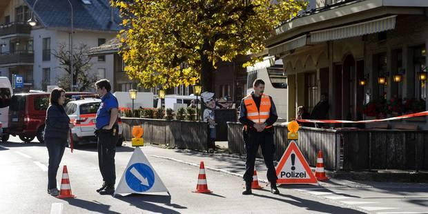 Suisse: trois morts dans une fusillade à Wilderswil - La Libre