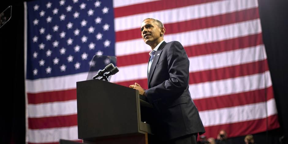 Edito: Barack Obama en perdition - La Libre
