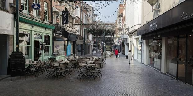 Les commerçants passeront à la caisse à Charleroi - La Libre