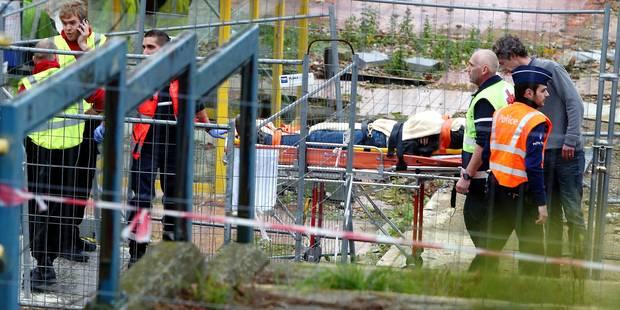 Linkebeek : la chute des feuilles, cause de la collision entre les trains ? - La Libre